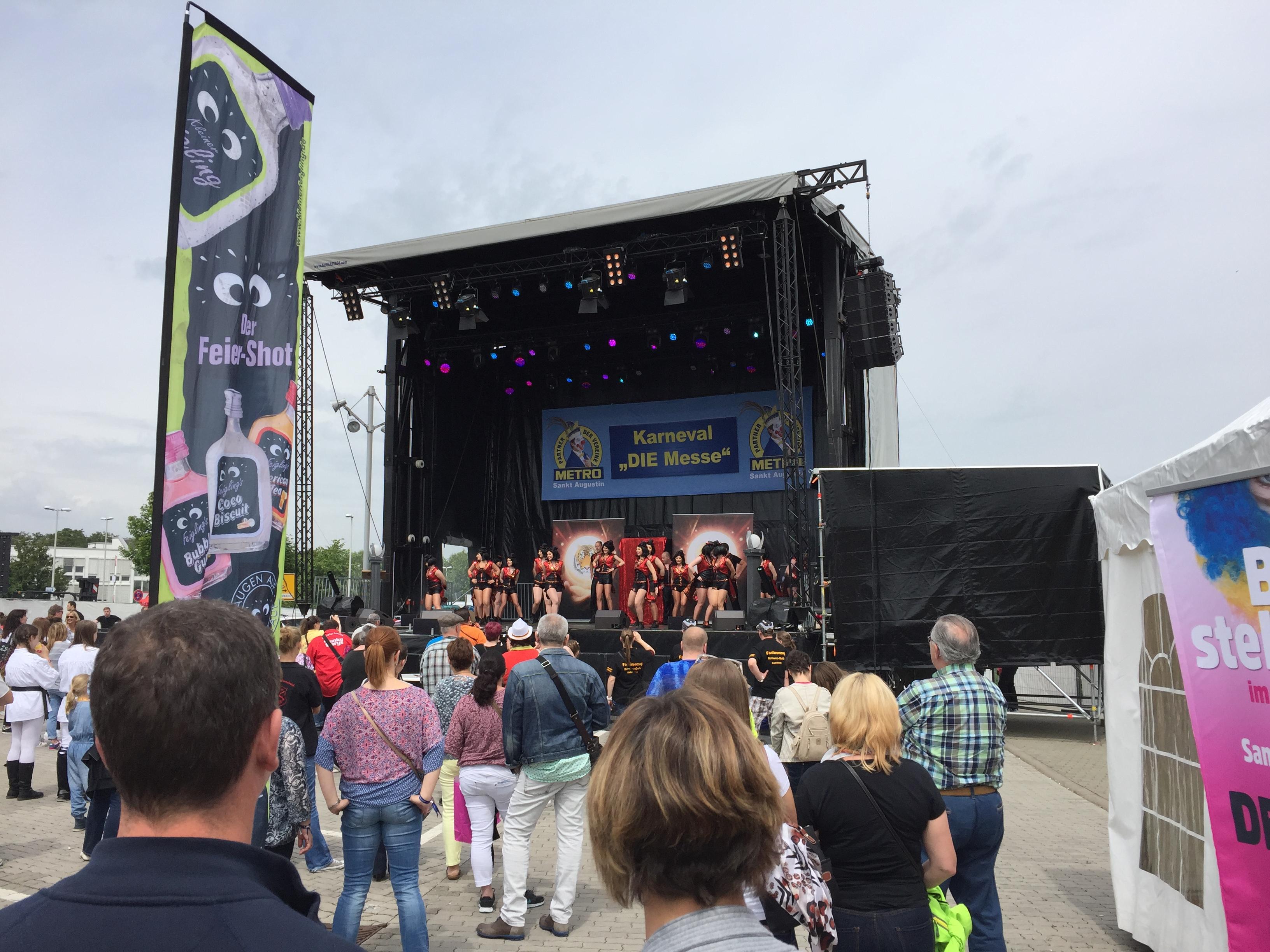 Karnevalsmesse Bonn 2021